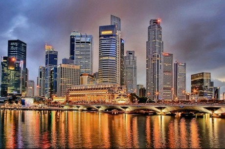 Singapur - Nové Las Vegas?