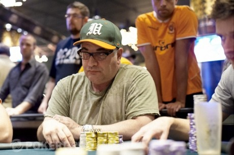 World Poker Tour Seminole Hard Rock Showdown Day 1: Dorfman Dwarfs Competition