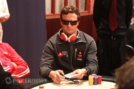 European Poker Tour San Remo Day 1b: Ruben Visser Leads Entire Field