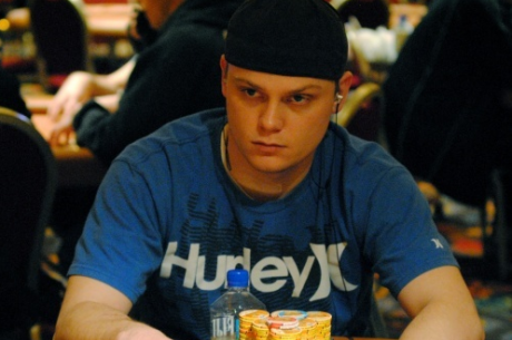 World Series of Poker Circuit Caesars Palace Day 1: Slaubaugh Slaughtering the Competition