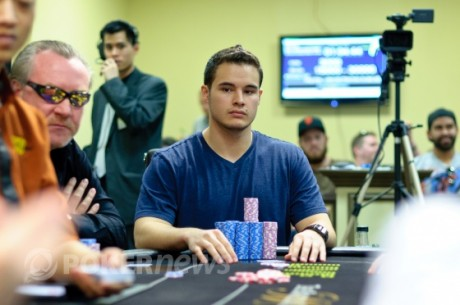 World Poker Tour Seminole Hard Rock Showdown Day 3: Von Kriegenbergh Dazzles