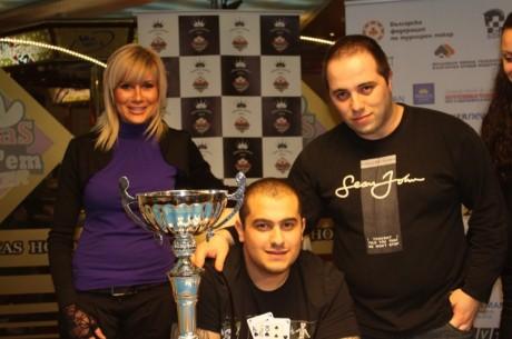 Първо място и 24,000лв за Фахрадин Мустафов от финала...