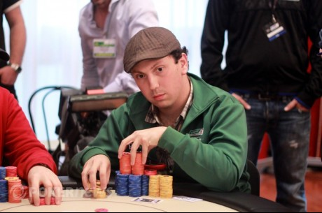 European Poker Tour San Remo Day 4: Yunis Leads Going into the Penultimate Day