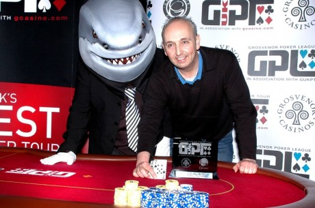 Alan Mansbridge Wins GUKPT Walsall