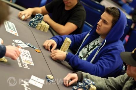 World Poker Tour Seminole Hard Rock Showdown 5.: Von Kriegenbergh vezeti a döntőt