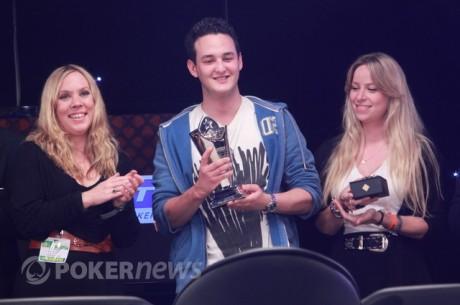 EPT San Remo: Ruper Elder é o Grande Vencedor (€960.000)
