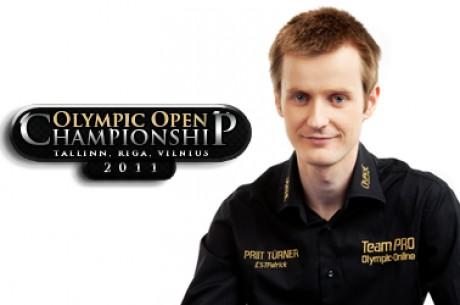 Olympic Open 2011 algas Priit Türneri võiduga