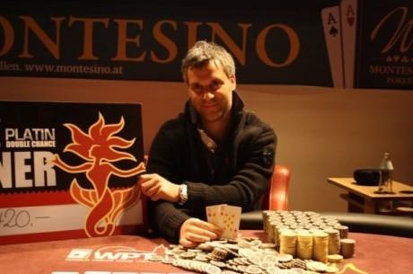 Tibor Polonyi zwycięzcą turnieju Mermaid Deluxe Platin Double Chance.