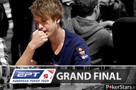 PokerStars EPT Madrid : Viktor Blom en mode Highroller
