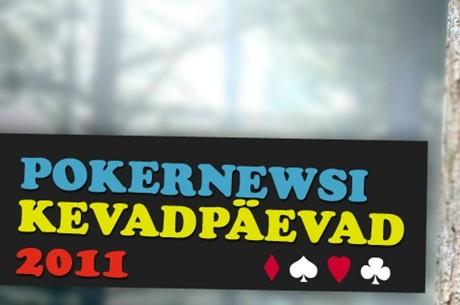 Pokernewsi kevadpäevadel vägevad auhinnad!