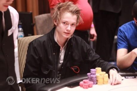 День 3 Евро покер тура в Мадриде (Обновлено 01:50)