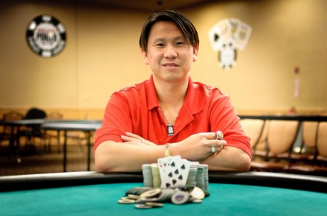 World Series of Poker Circuit Harrah's Chester Day 3: Super Tuan!