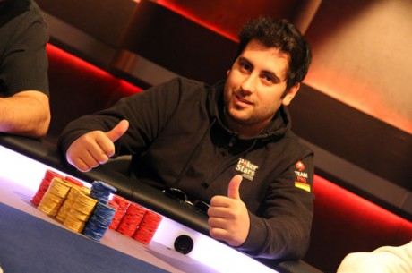 EPT Grand Final: Alexandre Gomes e Juan Maceiras na Final Table