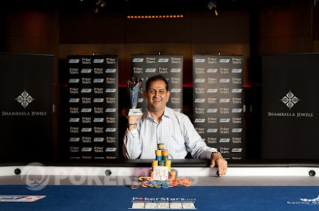 Ivan Freitez odneo European Poker Tour Grand Final