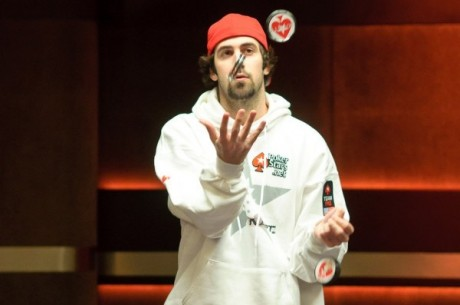Jason Mercier Vence o Champion of Champions