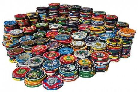 Poker niezbyt serio: pokerowe zestawy żetonów