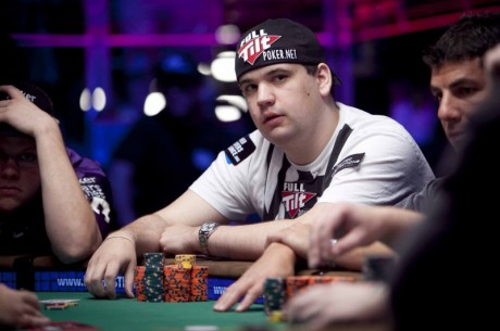 World Poker Tour World Championship 1. nap: Harder vezet