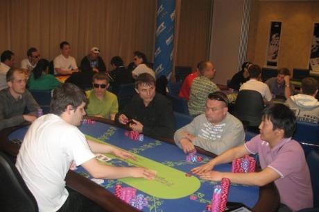 Poker TV - видеорепортаж с третьего дня Main Event RPT Киев...