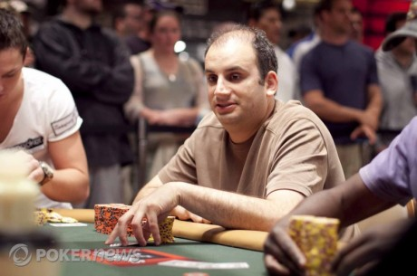 World Poker Tour World Championship Day 2: Mosseri the Man to Catch