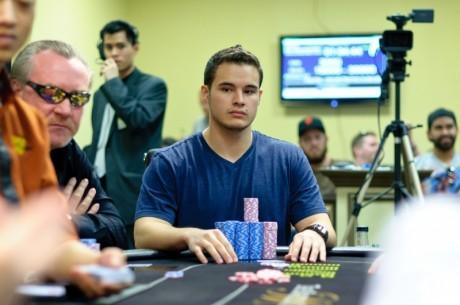 Debiutant WSOP 2011 - Taylor von Kriegenbergh