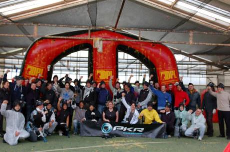 Първият PKR Social в Дюселдорф - социално успешен