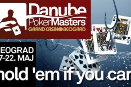 Danas počinje Danube Poker Masters u Grand Casinu Beograd
