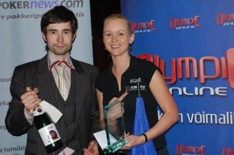 Grabe ir Jarušauskaitė laimėjo Olympic-Online Baltijos Pulo Lygos 2011 antrą etapą