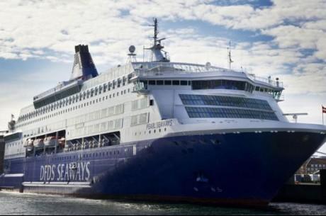 Kasinodrift ved DFDS Pearl Seaways fra 17. juni