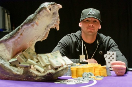 World Series of Poker Circuit Harrah's New Orleans Day 3: Poche Plays Hometown Hero