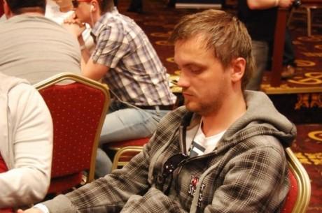 2011 RPS Rīga: Starp mūsējiem pirmo dienu vislabāk beidz Varonis