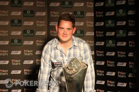 2011 WSOP: ifjú titánok bemutatása - Toby Lewis