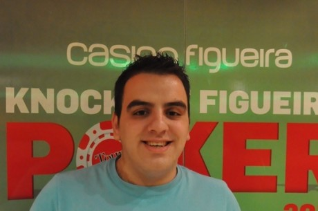 Knockout Poker Tour #5: Fábio PlayMaker Martins lidera Mesa Final