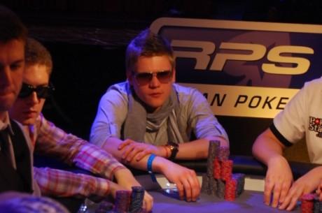 2011 RPS Riga: Viktors Vorobjovs tiek pie Galvenā turnīra fināla galda!