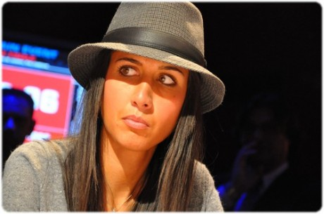 France Poker Tour 6 : Nesrine  Kourdourli chipleadeuse du Jour 3