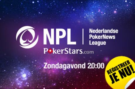 PokerNews League - hopeuget2nd als vijfde speler op vier finaletafels