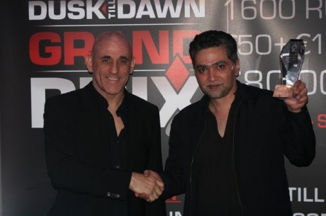 Morteza Sheykhel Islam Wins Record Breaking DTD Grand Prix