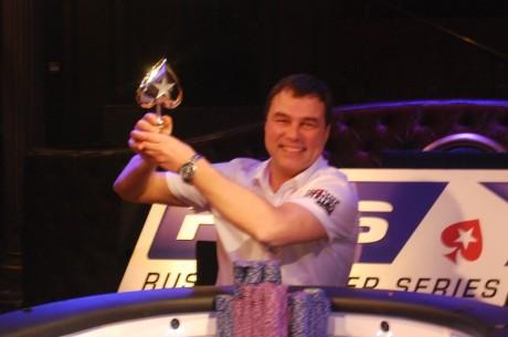 Сергій Ільїн - переможець Main Event RPS Рига 2011!