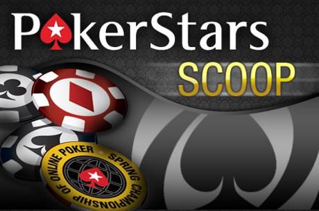 Trečias SCOOP titulas, kiti rezultatai ir tiesioginė pagrindinio turnyro transliacija...