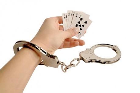 Борьба с казино до скамьи подсудимых довела