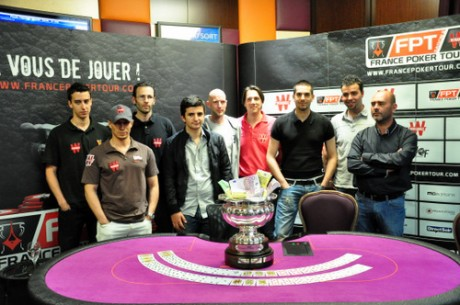 France Poker Tour 6 : Eddy Sadoun chipleader de la table finale