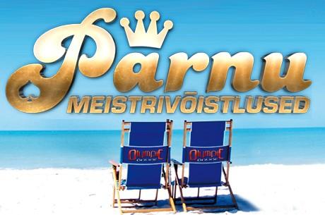 Algavad ülisoodsad satelliidid Pärnu meistrivõistlustele!