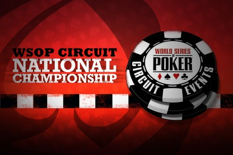 The 100 WSOP Circuit National Championship Qualifiers