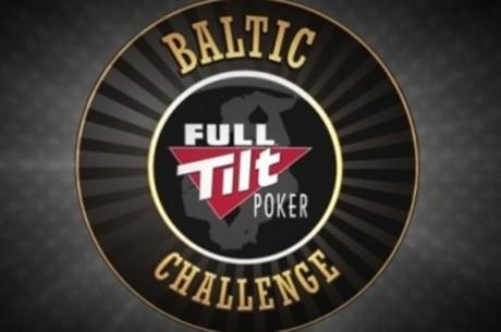 Täna selgub Full Tilt Baltic Challenge teise hooaja võitja