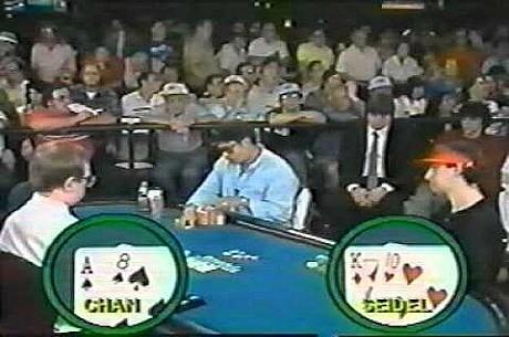 Johnny Chan y Erik Seidel se enfrentaran de nuevo en un heads-up