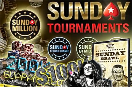 Sunday Majors da PokerStars com horário alterado