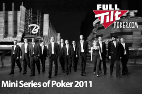 Mini Series of Poker Arrancam Hoje na Full Tilt Poker