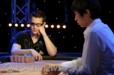 "2011 WSOP Rookie Roundup: Mike ""Timex"" McDonald"