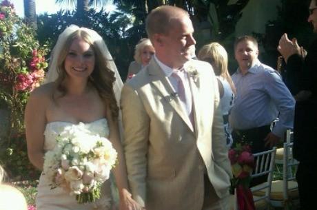 Erick Lindergren y Erica Schoenberg se declaran amor eterno