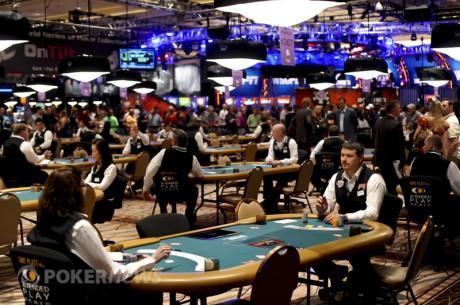 Várka fotek z dalšího dne WSOP