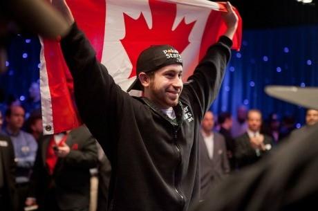 Jonathan Duhamel defiende el titulo de campeón de las WSOP